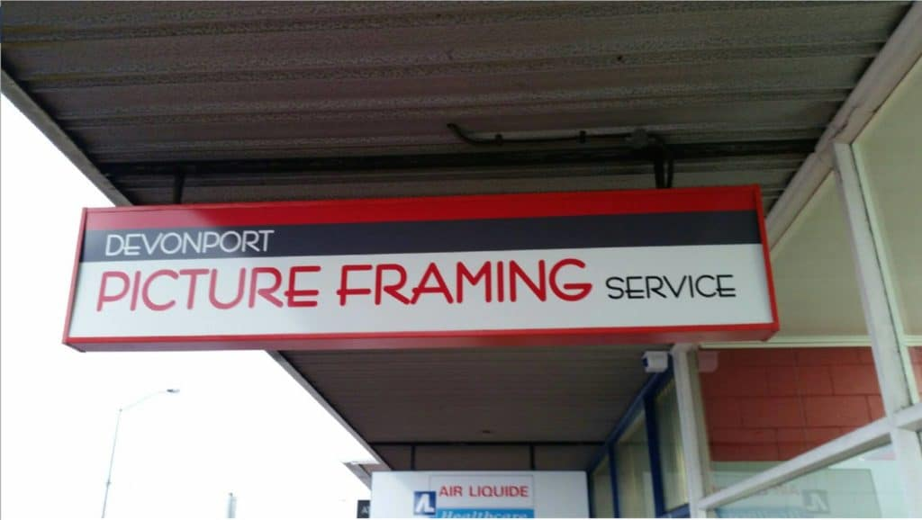 Devonport Picture Framing Service