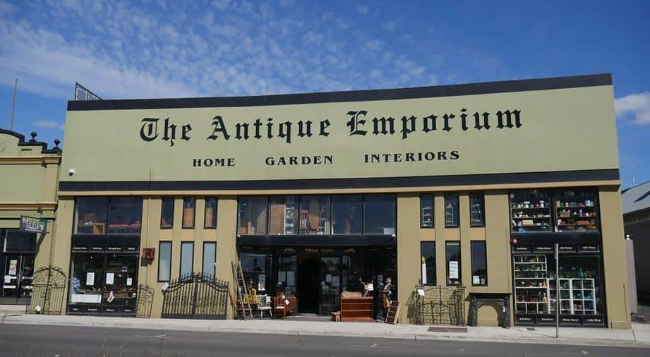 The Antiques Emporium