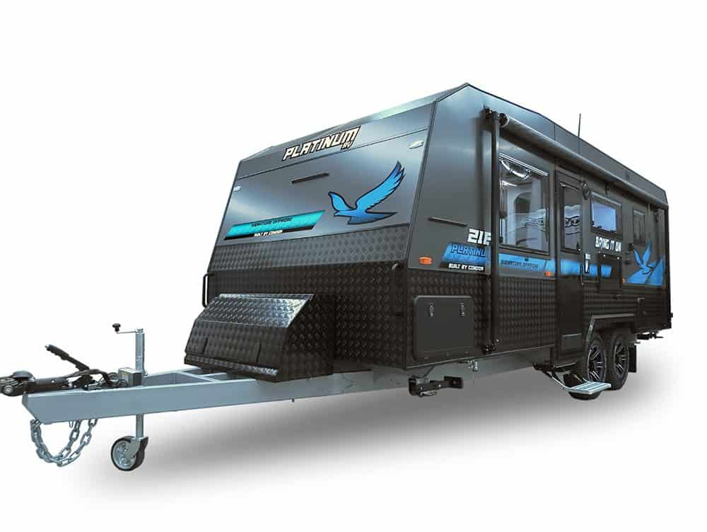 Get Moving Condor Caravans & Platinum RV Caravans